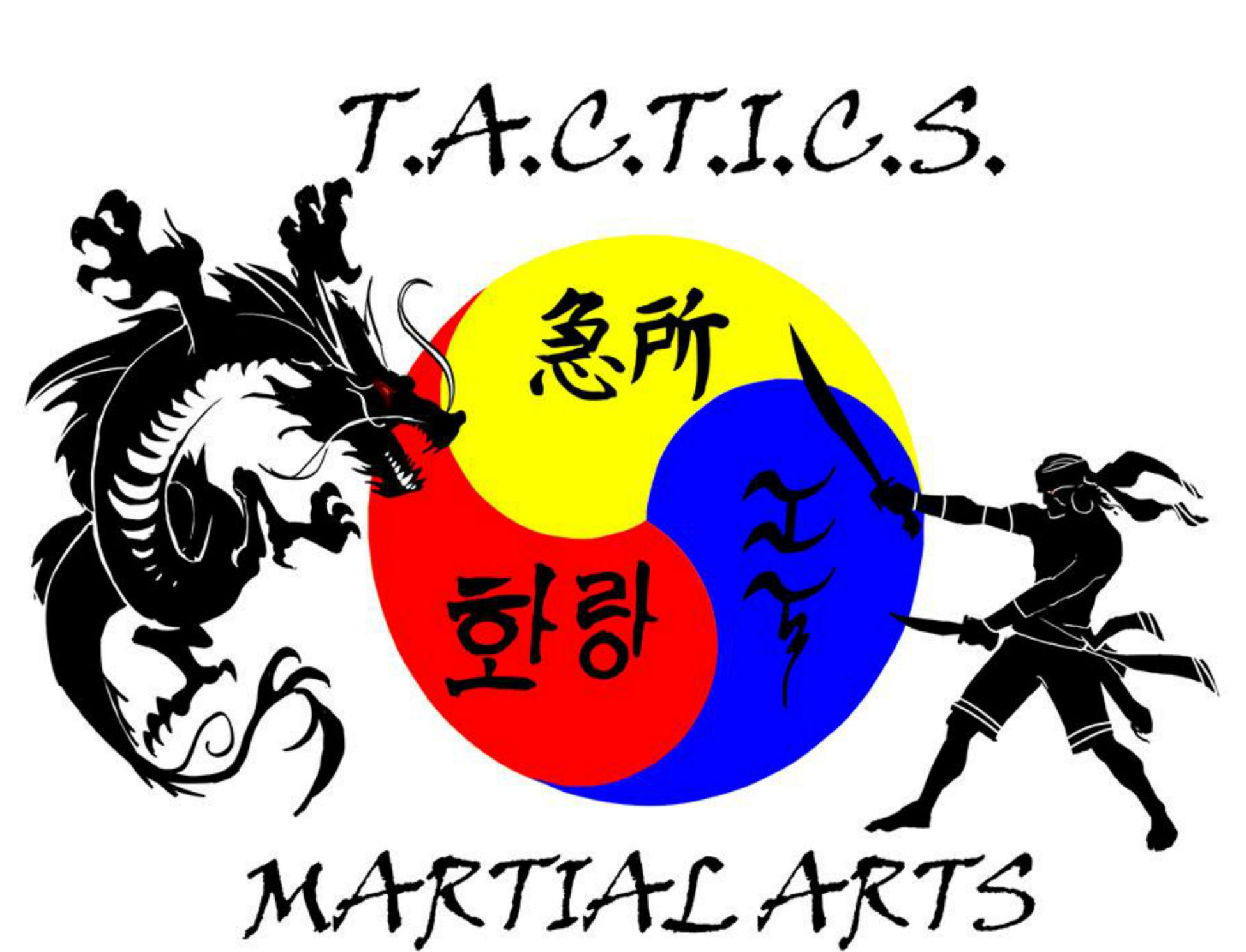 Tactics Martial Arts