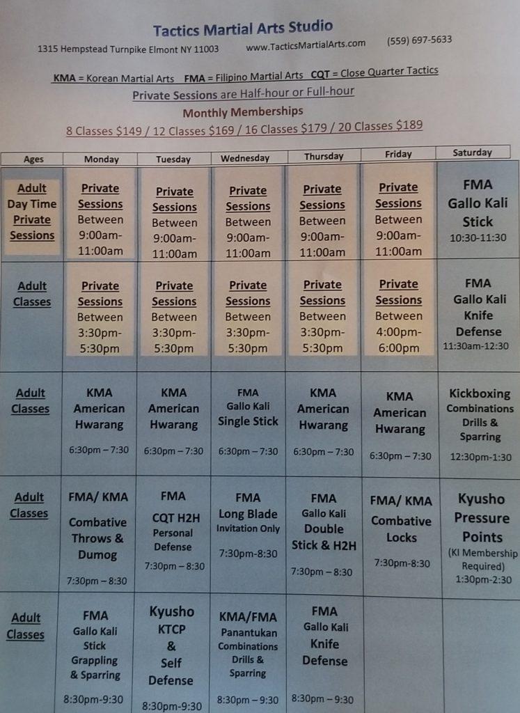 schedule62519